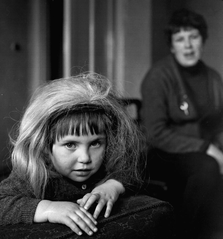 Mummy's Wig by david malcolmson