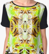 Po13 Yolanda Women's Chiffon Top