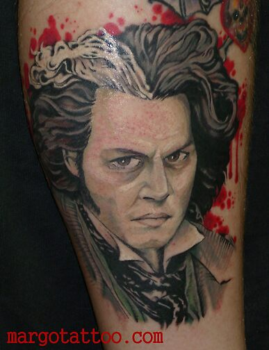 Sweeney Todd by margodalia