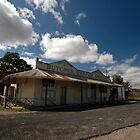 Butcher/Draper/Grocer Building, Lue, Australia 2009 by muz2142
