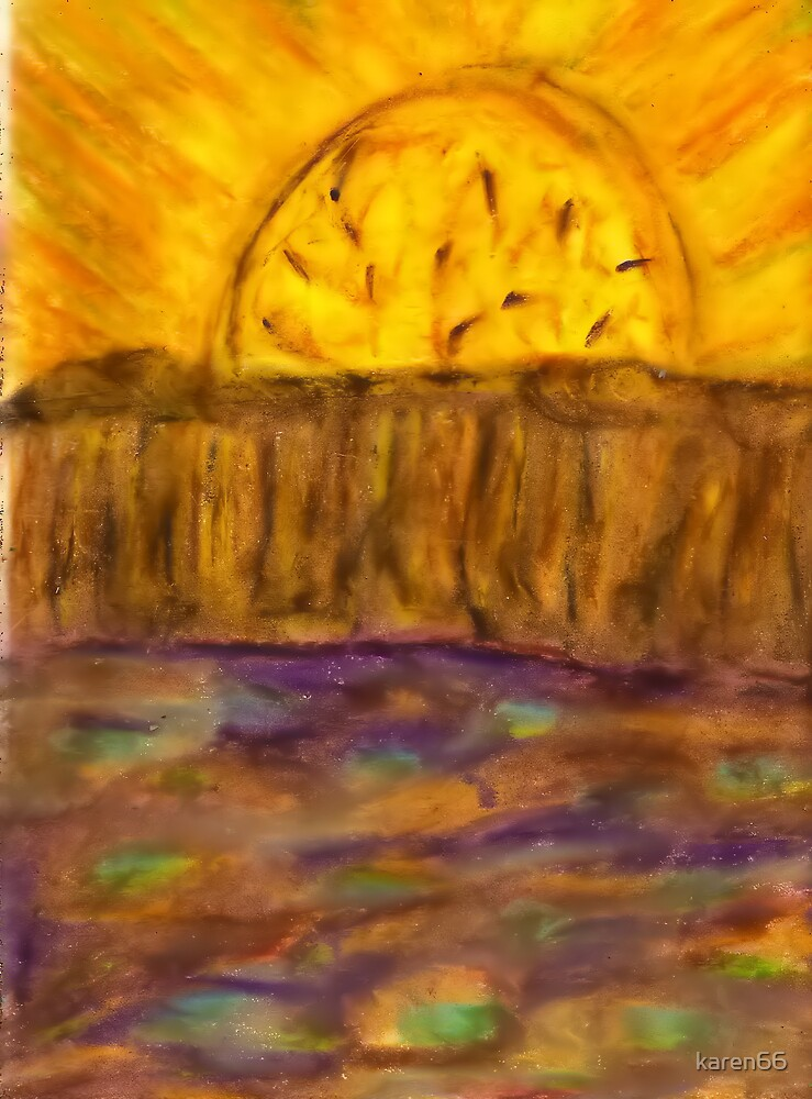 Sunset by karen66