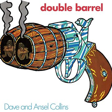 Double Barrel by jeanninedespins