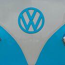 Retro Relax.  Volkswagen Camper by misscassphoto