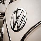 Retro Relax.  Volkswagen Camper. by misscassphoto
