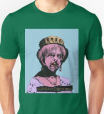 God (May) Save The Queen Unisex T-Shirt