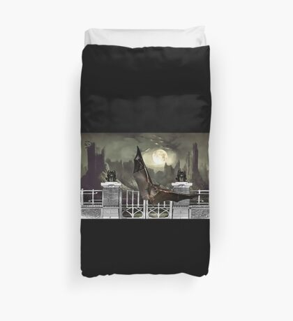 At The Gates ll Duvet Cover