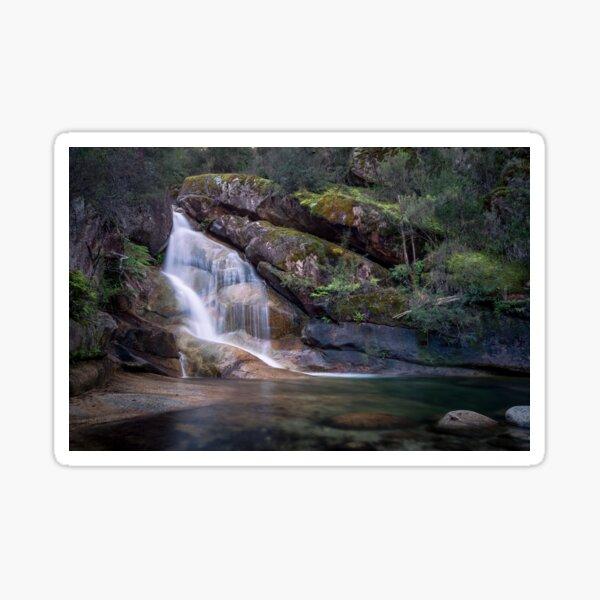 Lady Bath Falls, Mt Buffalo Sticker