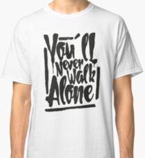 YNWA 2nd edition - Black Version Classic T-Shirt