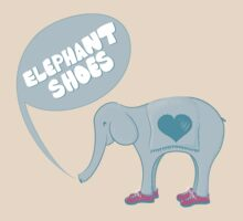 Elephant Shoes