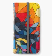 Soufle du Pouvoir - Wind of Power iPhone Wallet/Case/Skin