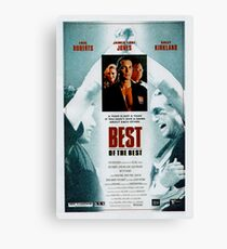 Best of the Best Canvas Print