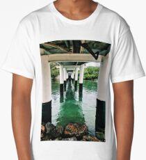 Under the Bridge Comic Long T-Shirt