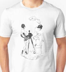 Two girls Unisex T-Shirt