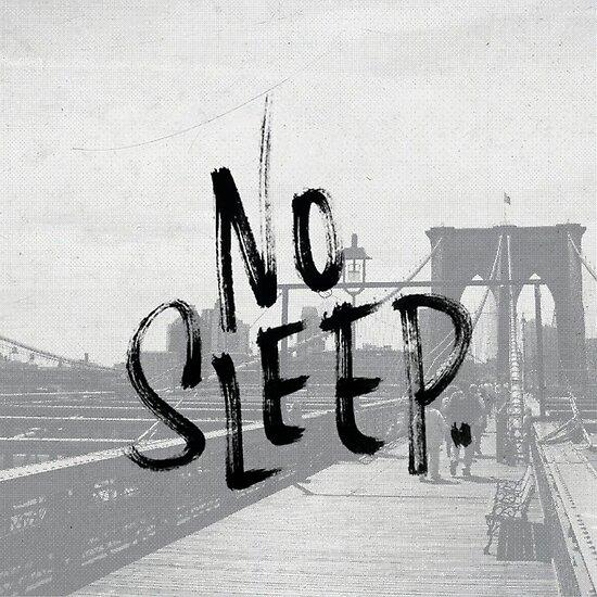 Kein Schlaf bis... von annamoreganna