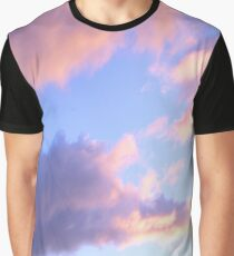 Island Clouds Graphic T-Shirt