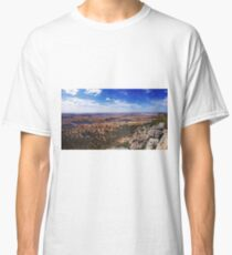 On the top of Mount Arapiles Classic T-Shirt
