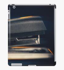 Klammeraffe iPad Case/Skin