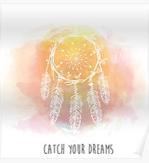 Catch your dreams Poster
