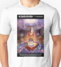 "BGRN-003 Benefit Print with Adam Scott Miller - ""Wisdom's Dare"" Unisex T-Shirt"