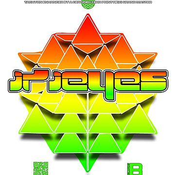 IRIEYES OFFICIAL MERCH 22 QR by VII23