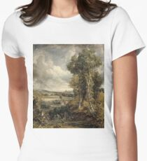 John Constable - The Vale Of Dedham T-Shirt
