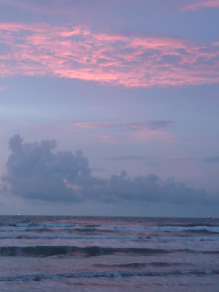 gulf sunrise by Mary Ellen Hurley