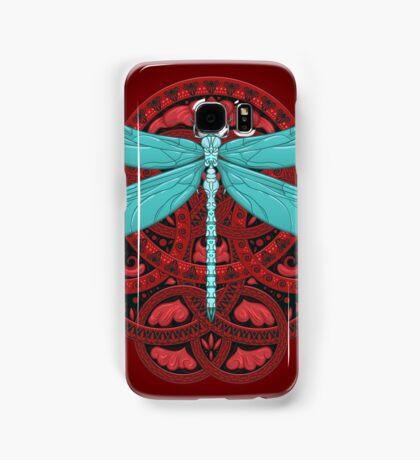 Dragonfly Fire Samsung Galaxy Case/Skin