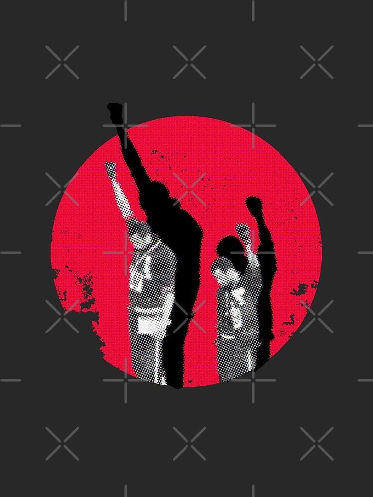 Momente in der Geschichte - Mexiko 68 - Tommie Smith von alphaville