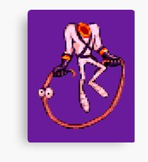 Earthworm Jim - Jumpin' Rope Canvas Print
