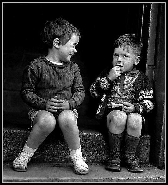 Little gipsies by david malcolmson