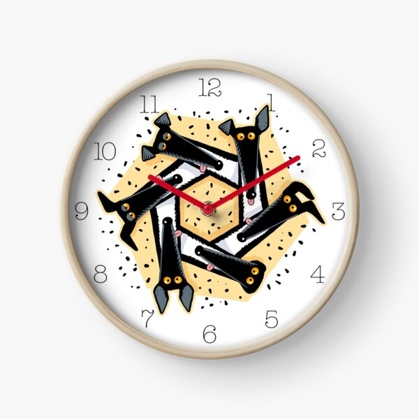 Derpagon Clock