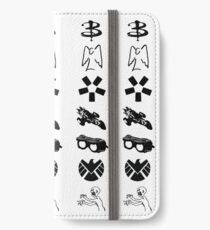 Whedonverse Logos iPhone Wallet/Case/Skin