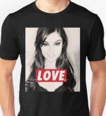 Love Sasha Grey Unisex T-Shirt