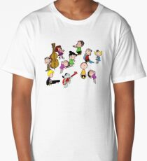 A Charlie Brown Christmas Dance Long T-Shirt