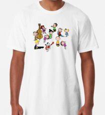 A Charlie Brown Christmas Dance Long T-Shirt
