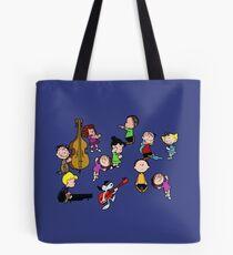 A Charlie Brown Christmas Dance Tote Bag