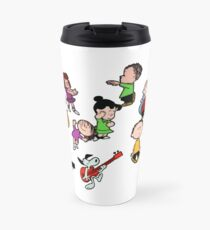 A Charlie Brown Christmas Dance Travel Mug