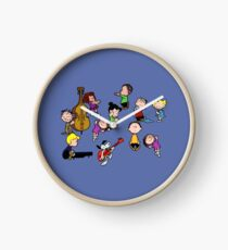 A Charlie Brown Christmas Dance Clock