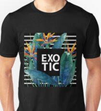 Watercolor strelitzia T-Shirt
