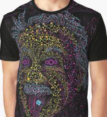 Camiseta gráfica Científico Ácido extirpa el cartel de arte psicodélico