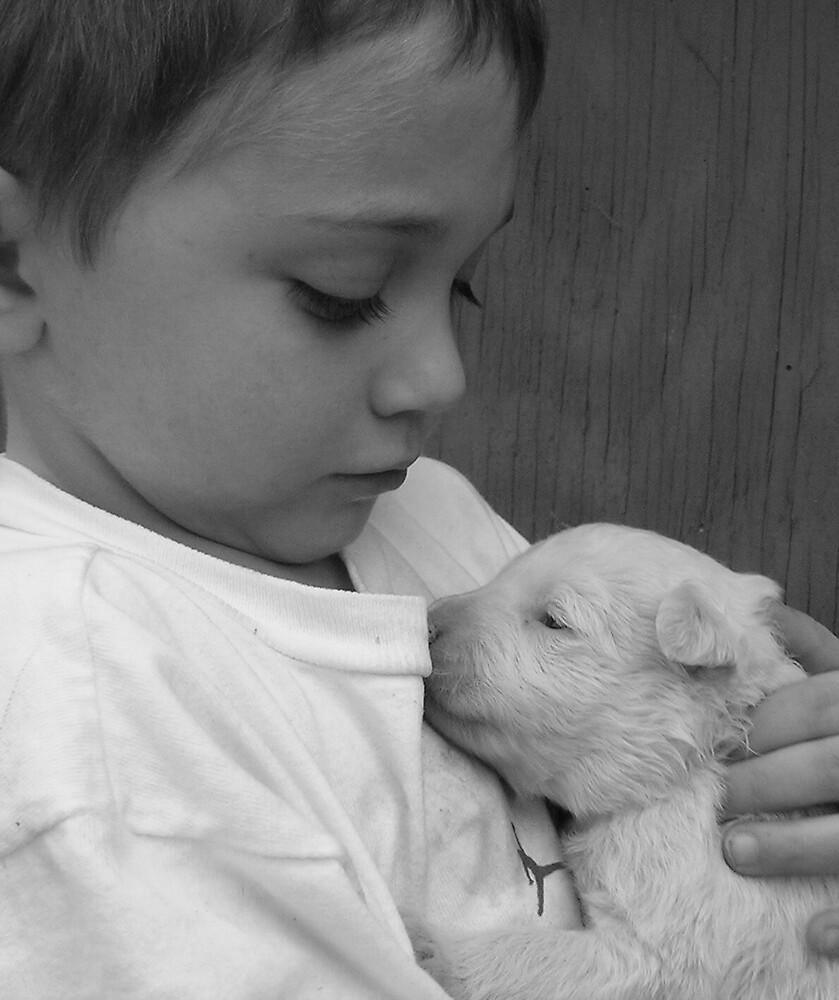 Puppy Love by Linda Mathews