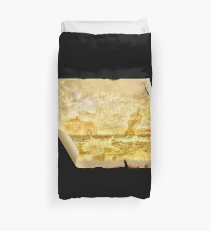 The Demeter Duvet Cover