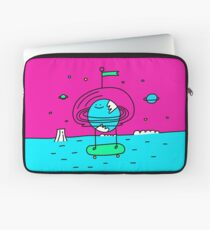 Surreal Planet - Mr Beaker Laptop Sleeve