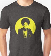 Nina Simone -  jazz lady (for dark background) T-Shirt
