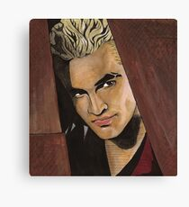 Lovers Walk - Spike - BtVS Canvas Print