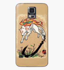 Okami wolf Case/Skin for Samsung Galaxy