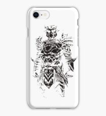 Knightrider of Doom iPhone Case/Skin
