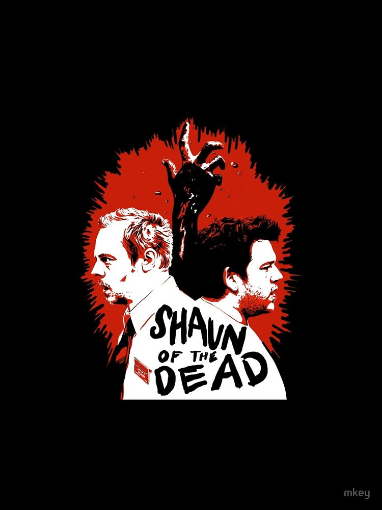 Shaun de los muertos Póster de mkey