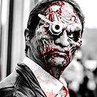 A bloody look that scares by Stwayne
