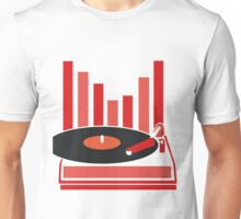 Love Vinyl Unisex T-Shirt